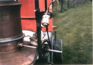 Mešalica (mešač) sa električnim pogonom